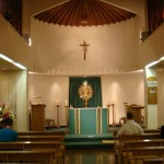 Blessed Sacrament Shrine