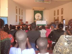 Africa-adoration